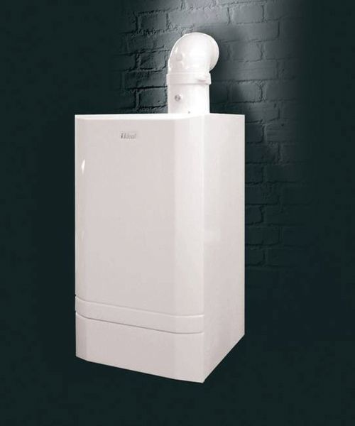 Ideal Evomax Wall Hung Condensing Boiler 30Kw