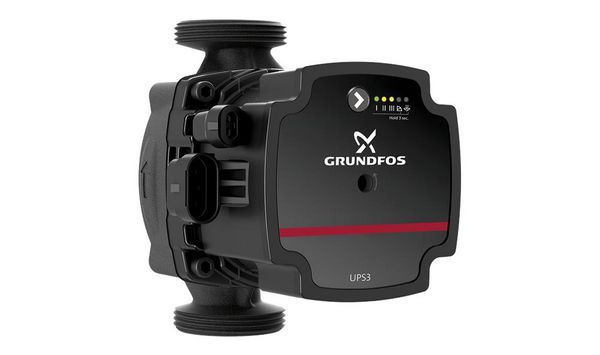Grundfos Ups3 15-50/65 130 Circulating Pump 1 X 230V 50Hz 9H Gb Bb