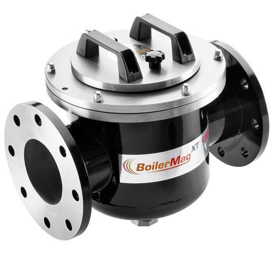 Eclipse Boilermag Xt Magnetic Filter 4 Black