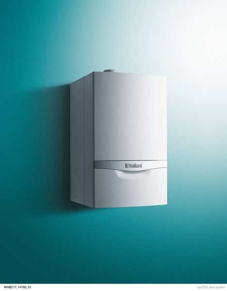 Vaillant Ecotec Plus Vu 606/5-5 (H-Gb) Commercial Boiler 64Kw
