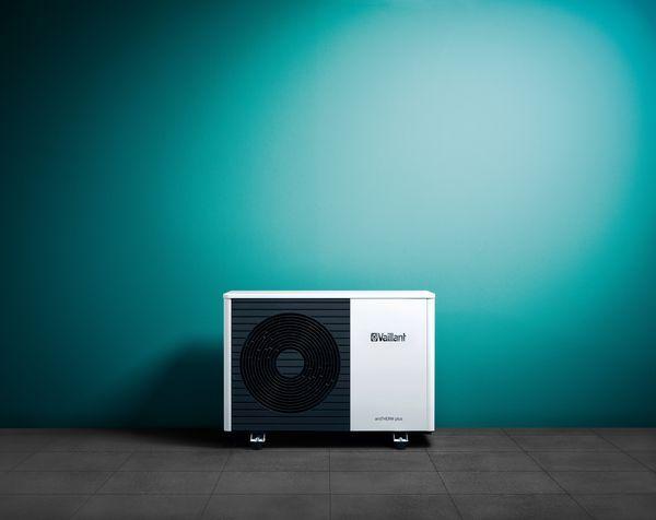 Vaillant Arotherm Plus Air Source Heat Pump 3.5Kw