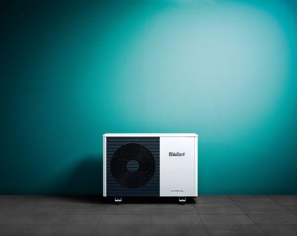 Vaillant Arotherm Plus Air Source Heat Pump 5Kw