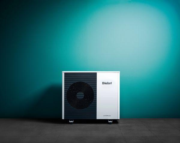 Vaillant Arotherm Plus Air Source Heat Pump 7Kw