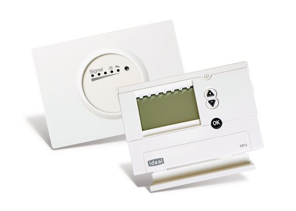 Ideal Logic Radio Frequency Electronic Programmable Room Thermostat Kit