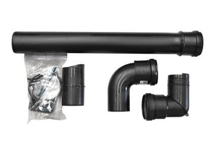 Ideal High-Level Outlet Flue Kit