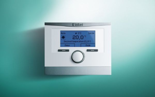 Vaillant Vrc 700 Wired Weather Room Thermostat
