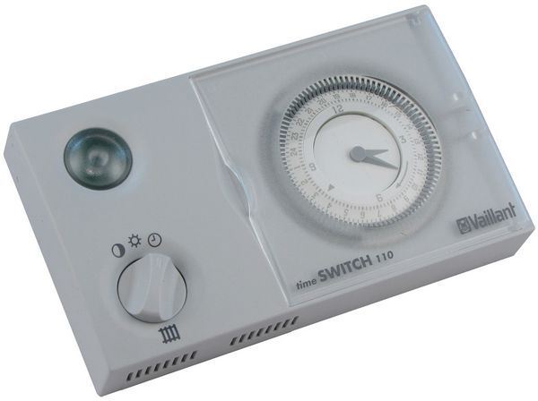 Vaillant Timeswitch 110 24Hr Timer