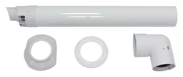 Vaillant Ecomax Standard Flue Kit 1Mtr X 125Mm