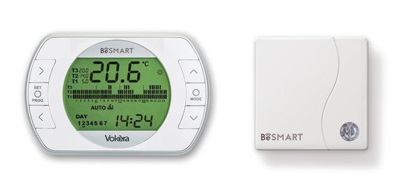 Vokera Besmart Thermostat And Wifi Box