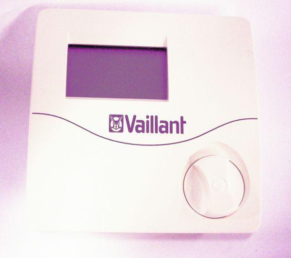 Vaillant Vrt50 Room Thermostat