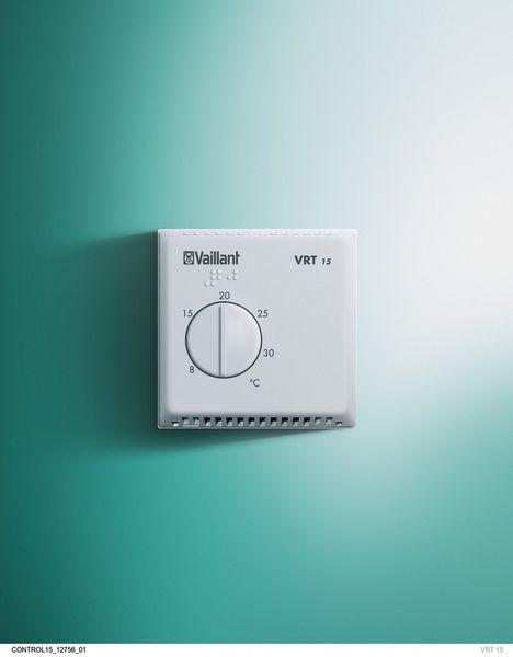 Vaillant Vrt15 Basic Room Thermostat