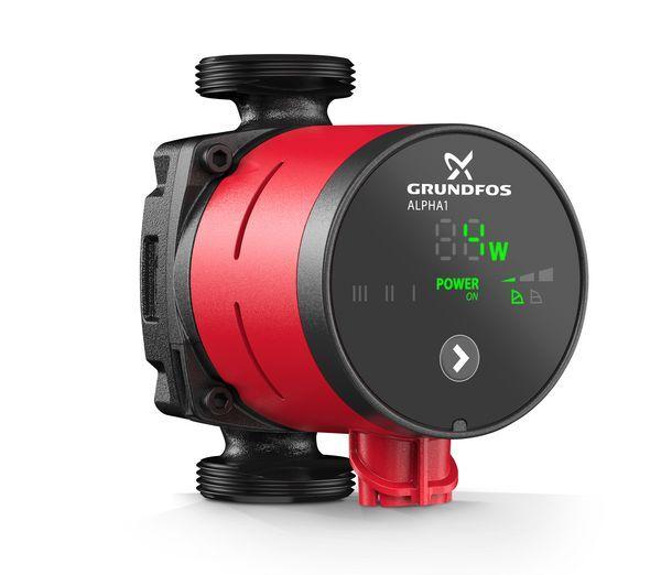 Grundfos Alpha1 15-50/60 130 Circulating Pump