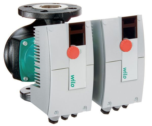 Wilo Stratos-D 40/1-16 Pn6/10 Glandless Double Circulation Pump