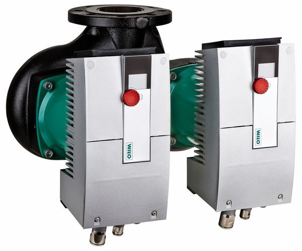 Wilo Stratos D 40/1-12 Twin Head Pump 1 P
