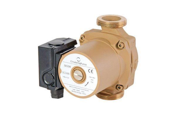 Circulating Pumps Se20b Bare Pump Bronze