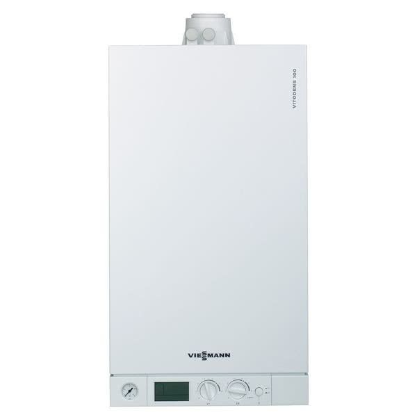 Viessmann Vitodens 100-W Compact Open Vent Boiler Ng 19Kw