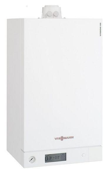 Viessmann Vitodens 100-W Combi Boiler 35Kw
