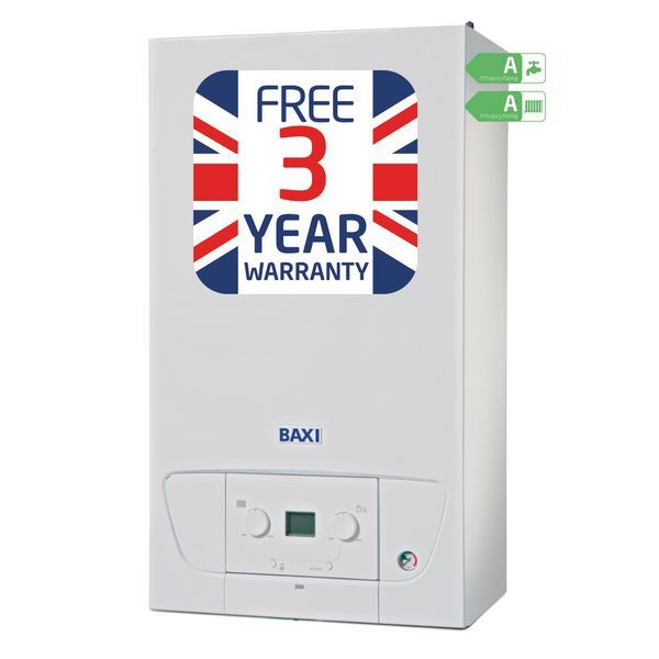 Baxi 224 Erp Natural Gas Combi Boiler