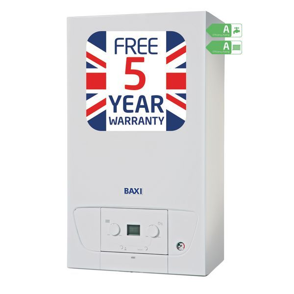 Baxi 428 Erp Natural Gas Combi Boiler