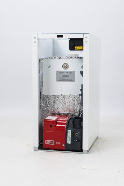 Warmflow Agentis Internal Heat Only Oil Boiler 21Kw