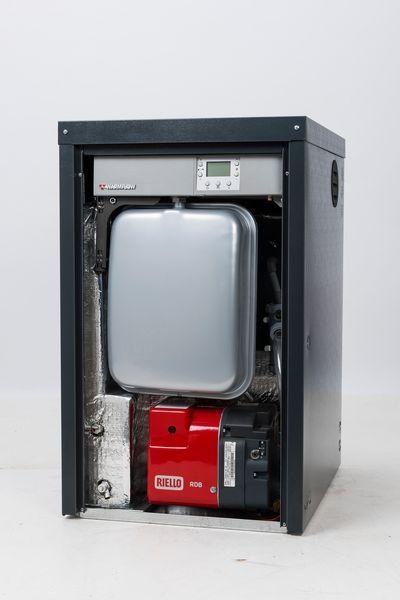 Warmflow Agentis External Combi Oil Boiler 21Kw