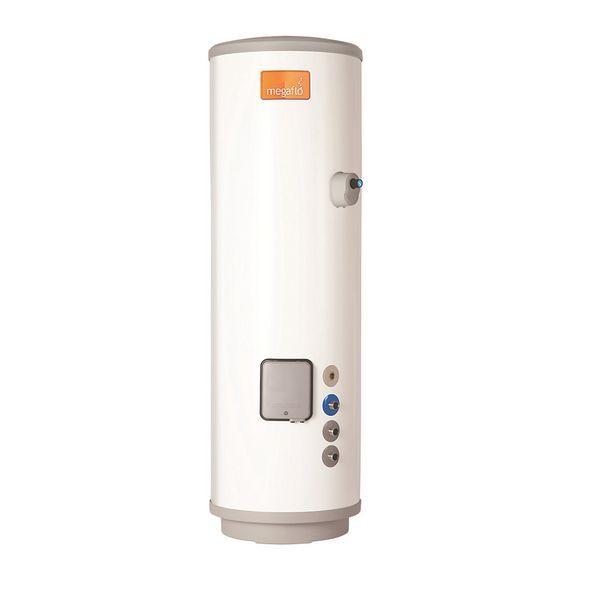 Heatrae Sadia Megaflo Eco Slimline Indirect Unvented Cylinder 125Ltr