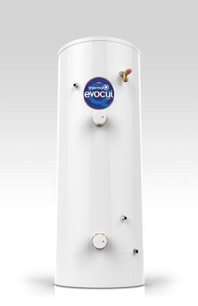 Thermaq Evocyl High Efficiency 150L High Efficiency Direct Universal Cylinder 150Ltr