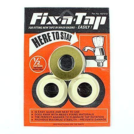 Essex Partners Fix-A-Tap Wash Basin Tap Repair Kit 32Mm 1/2 Orange