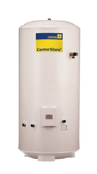 Centerstore Indirect Unvented Hot Water Cylinder 210 Litre