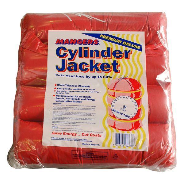 Ferham 4 Piece Cylinder Jacket 42 X 18 80Mm