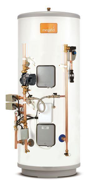 Heatrae Sadia Megaflo Eco Systemfit Cylinder 210Ltr