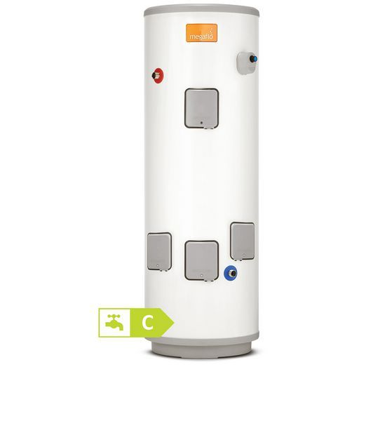 Heatrae Sadia Megaflo Eco Plus Indirect Cylinder 250Ltr