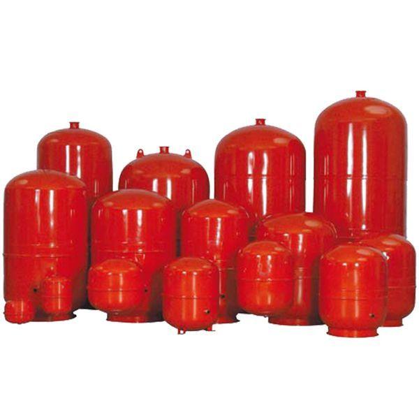 Wilo Cal Pro Heating Vessel 500Ltr 6Bar