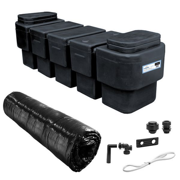 Kingspan Ferham Fc40gl Low Level Cistern Kit 182Ltr