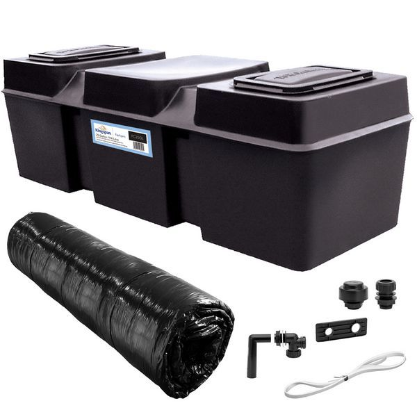 Kingspan Ferham Fc100gl Low Level Cistern Kit 455Ltr