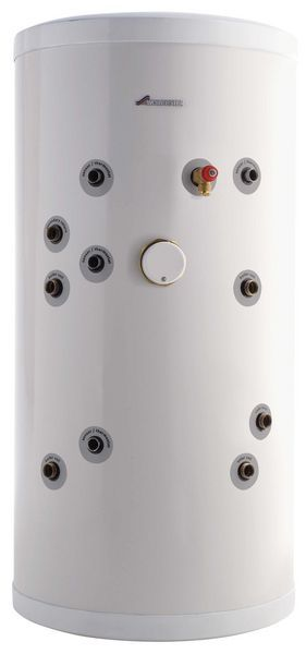 Worcester Cylinder 150L Twin Coil Cylinder Excluding G3 Kit 150Ltr