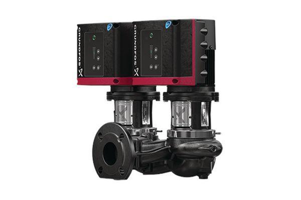 Grundfos Tpe2d 98949097 Double Head Inline Pump 50Mm 200Hz