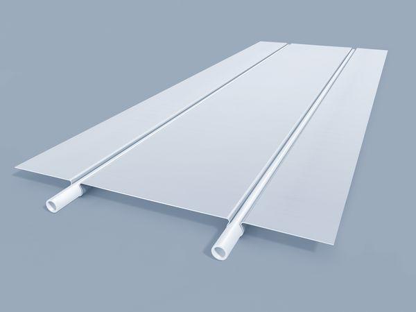 Myson Double Floor Plate 1000 X 388Mm
