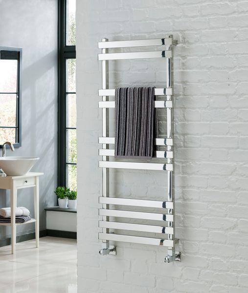 Vogue Gallant Ladder Towel Warmer 1200 X 500Mm