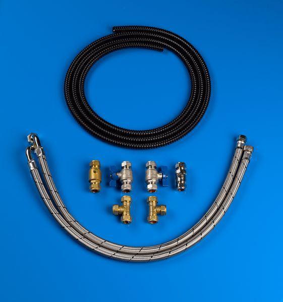 Scalemaster Softener Fitting Kit - Combi