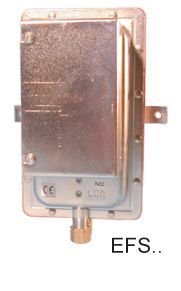 Electro Controls Efs-02 Air Difference Pressure Switch 0.13/30Mb