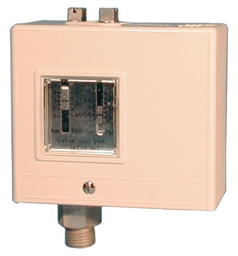 Electro Controls Ep-008 Air/Oil/Steam Pressure Switch