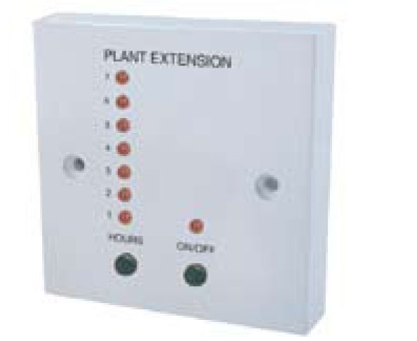 Electro Controls Epx-24 0-7Hr External Timer With 24V Ac