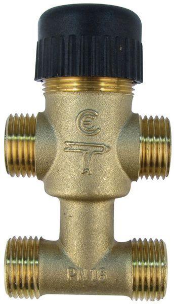 Schneider Electric Vz419e15bp04 4-Way Valve 15Mm Cv=1.0