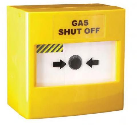S And S Northern Merlin Em-Stop Remote Emergency Stop Button