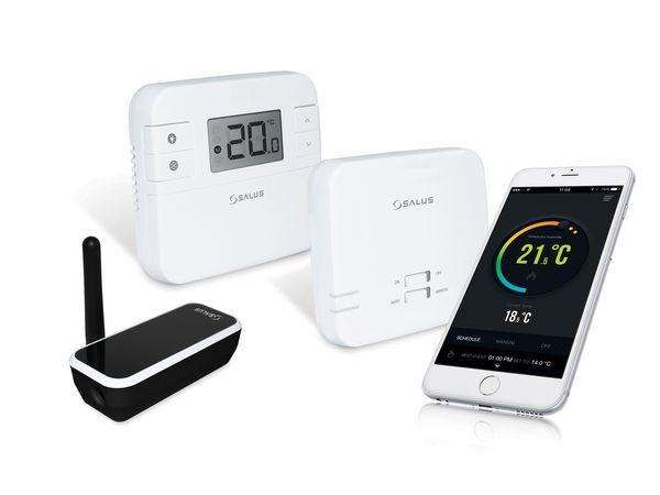 Salus Internet Thermostat Rt310i