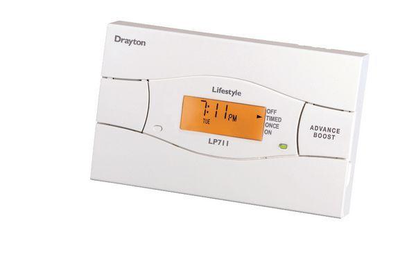 Drayton Lp711 7 Day Time Switch
