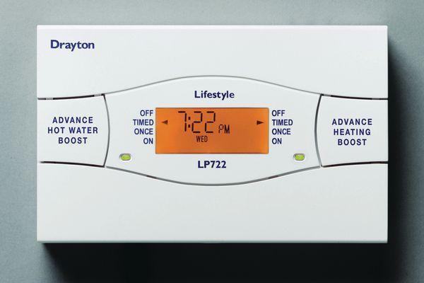 Drayton Lp722 7 Day Programmer