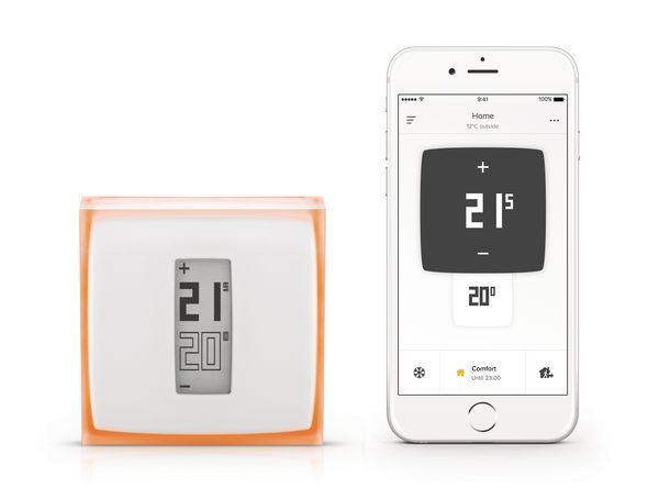 Netatmo Thermostat (Edf/Homeserve Only)