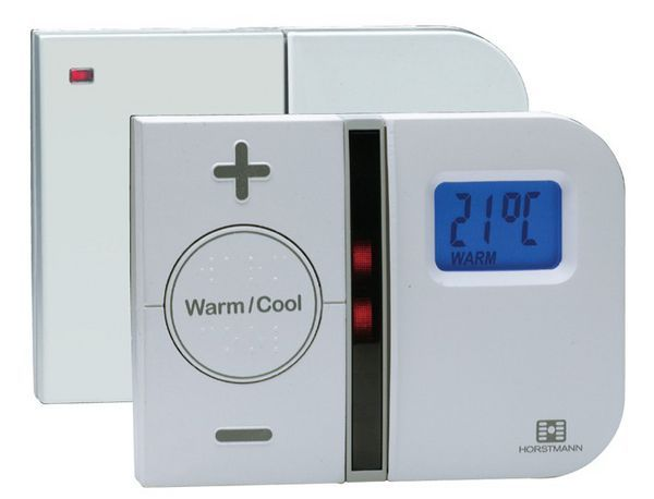 Horstmann As2 Radio Frequency Controlled Programmable Room Thermostat